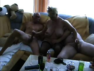 Mature Bisexual Trio
