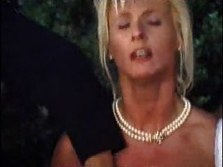 Blonde Mature Waiting For Orging