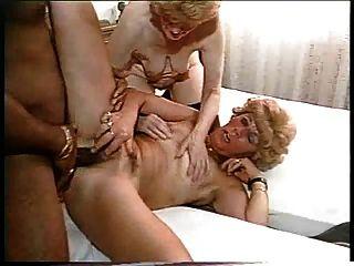 2 Bbw Grannies Fuck Black Dick