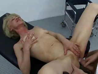 Granny Loves Fucking Sucking And Swallowing !!