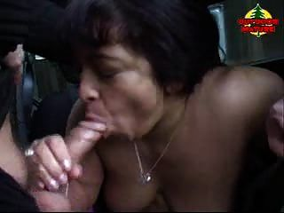 ugly woman cum fucking