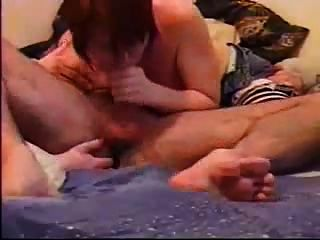 Fingering His Ass And Sucking His Cock