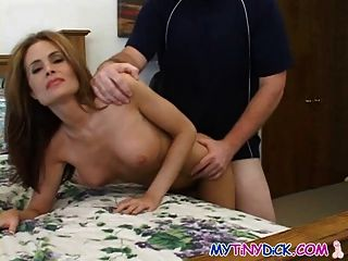 Hot Blonde Gets Banged In A Hotel Room