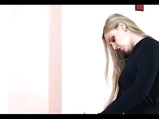 catsuit high heels bdsm sklave video