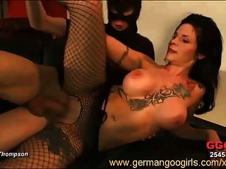 Brunette Mia Is So Nasty In This Orgy