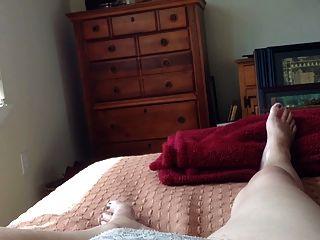 Masturbating Under My Panties, Amazing Orgasm