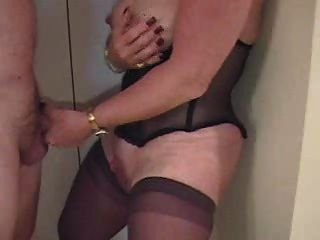 Mature Rubbing Hairy Pussy Fingers Clit 5