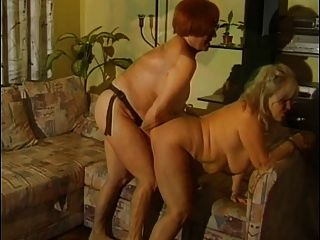 Two Old Lesbians Fuck Each Other