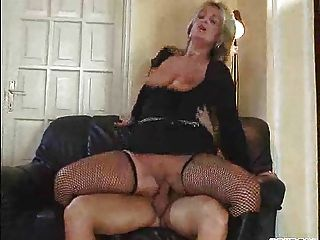 65 yo granny enjoys a big black cock 6