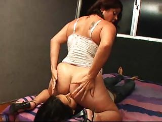 Gleycie Alvez Farting Girl And Asslicking
