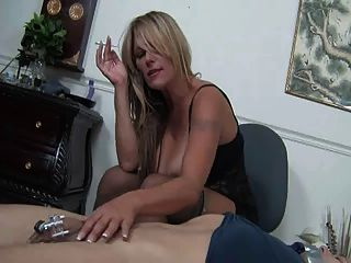 Handjob Mommie - Debi Diamond