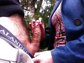 Touch Dick In Park