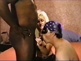 Bisex  Fuck Wife Black Dick Oral Man