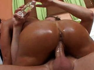 F60 Big Boobs Oil Massage Fuck