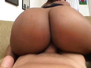 Sinnamon Love - Black Angel White Cock Pov