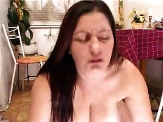 Bbw Fucked In The Kitchen
