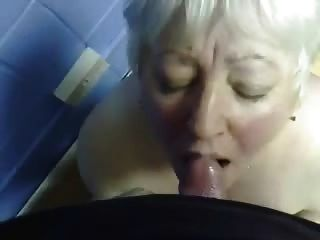 cum in my aunts mouth
