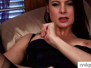 Dirty Talking Mom Dildo Pleasure
