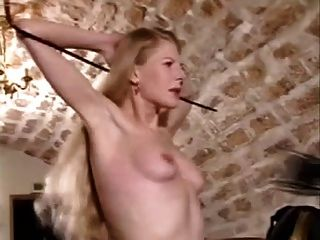 Nasty Tit Whipping
