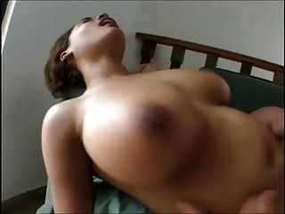 Hot Babe Amazing Tits And She Swallows