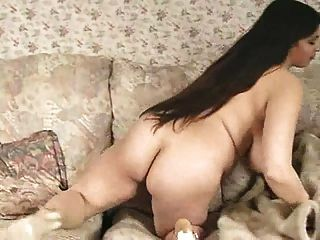 Top Porn Images Dildo in shower