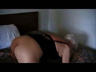 90 Yr. Old Granny Fucked In A Hotel