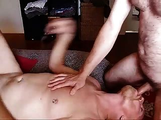 Gay Daddies Like To Fuck Bare Too!