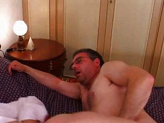 Chubby Mature With Hairy Pussy