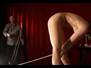 Slender Legs And A Long Whip