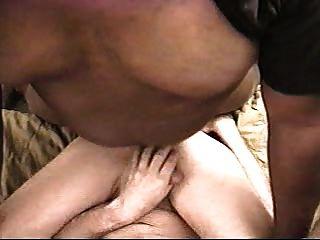 Big Black Cock Impales White Boy