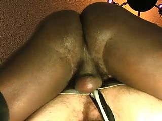 Black Monsterhung Cocks Breeding White Ass