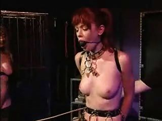 Awesome Bdsm Threesome
