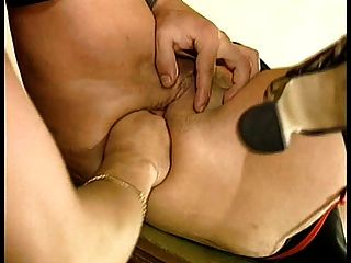 Bea Dumas Pays To Have Her Ass Opened!