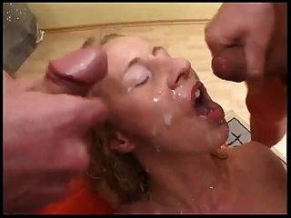 Real Mature German Cumming