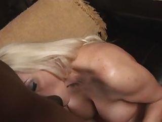 Blonde Milf Gets Creampied By Bbc.eln