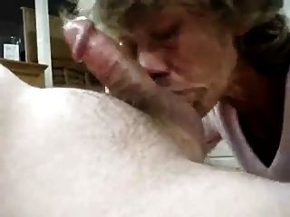 Granny catches grandson jerking off love absolutely