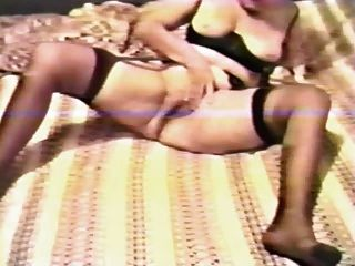 White Mature Wife Fucked By 2 Black Cocks Pt3