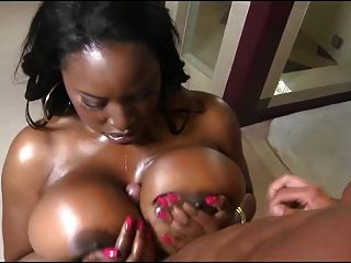 Melissa Reed - Big Natural Black Boobs