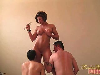Mistress Amazon - Hard Help Is Good To Find