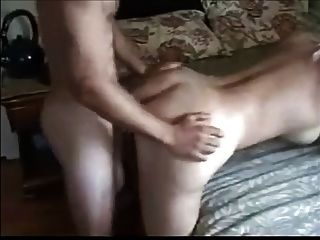 Gorgeous Blonde Milf Enjoying Anal With Younger Boy