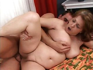 Plump Granny Wants Young Cock