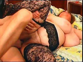 Big Tit Mom Jiggles All Over