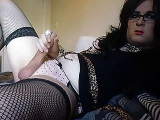 Cute solo crossdresser tube Mad
