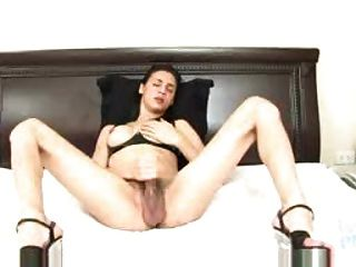 Ladyboy Jerking Off - Ladyboypros.com - Hd Exclusive Movies.