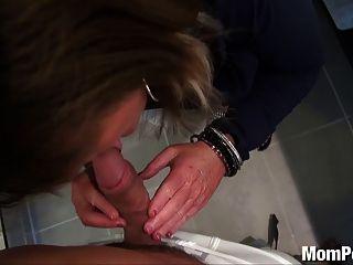 Huge Natural Tits Milf Bts