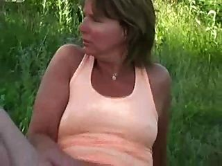 A Horny Soccer Mom