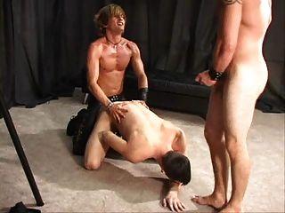 Jeff Palmer & 2 Studs (barebacking)