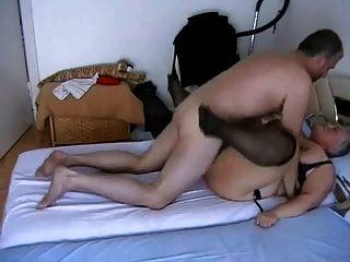 Geile Göre hat mega Spaß am Sex