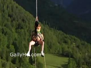 Sex On A Rope!!!  Unbelievable!!!  Watch This!!!
