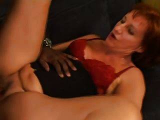 BBC LexingtonSteele Ass in MILF Readhead Wants